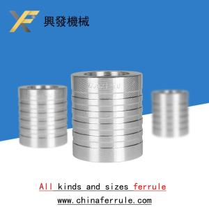 Wholesale tensile: High Quality Competitive Price Hydraulic Ferrule 00621 for Six Tensile Wire Braid Hose