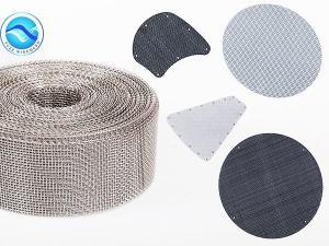 Wholesale stainless steel mesh: Stainless Steel Slit Mesh