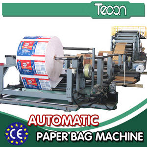 Wholesale web design company india: Multi-Layer Kraft Paper Bag Production Line