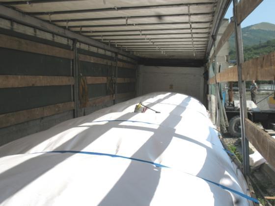 Truck Flexitank / Trailer Tanks