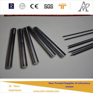 Wholesale Other Metals & Metal Products: Tungsten Bars