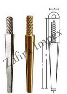 Wholesale brass product: Brass Dowel Pins (Dentistry Products)