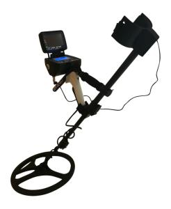 Wholesale metal detectors: GER Detect Titan 1000 - Professional Deep 3D Geolocator Metal Detector for Gold
