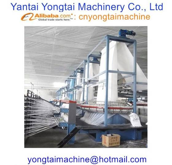 Sell pp woven bag making machine