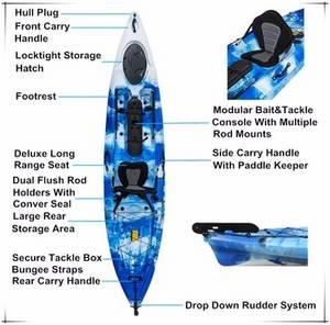 Wholesale watercraft: Galaxy De Peche Native Watercraft Kayak