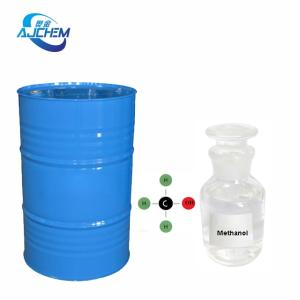 Wholesale Chemical Alcohol: China Factory Supply High Quality Methyl Alcohol / Methanol 99.9% with Cas 67-56- 1