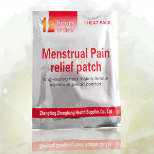 Wholesale disposable heating patch: Factory Sale Heating Menstrual Pain Relief Patch