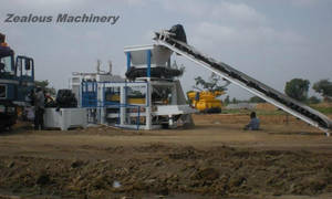 Wholesale brick making machine: QT Series Full-automatic Brick Making Machine Line