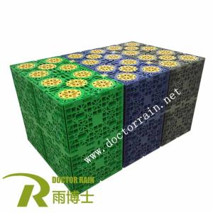 Wholesale crate: Underground Rainwater Storage Tank -Soakaway Crates - Infiltration Tank - Attenuation Crates - Dete