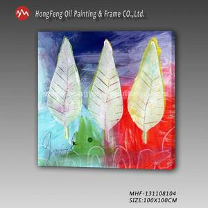 Wholesale modern oil painting: Modern Art Colorful Handmade Oil Painting for Wall/Home/Office Decoration On Canvas