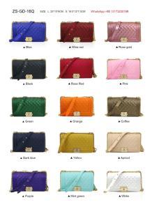 Wholesale handbag: Hot Sell PVC Colorful Jellybag Handbag for Women
