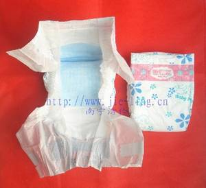Wholesale b grade diapers: Sell Grade B Disposable Baby Diaper and OEM Service