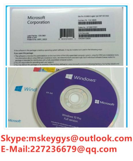 Office 2019 2016 2013 2010 Pro/HS/ProPlus/HB Win 10 Pro Win 10Home OEM DVD  Coa Software Product Key