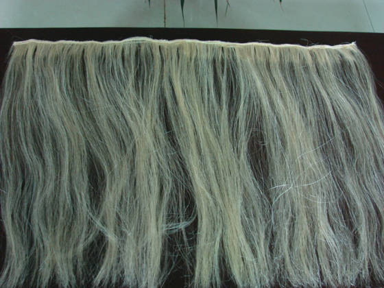 Sell Horse Tail-Mane Hair Weft And Strip
