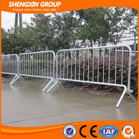 China Supplier Crowd Control Barrier/Road Barrier/Pedestrian Barrier
