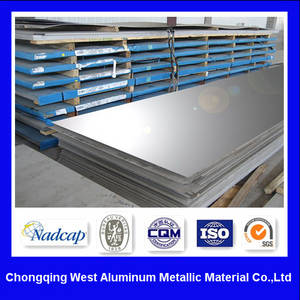 Wholesale military: Military Grade 2024 7075 Aluminum Alloy Plate Sheet