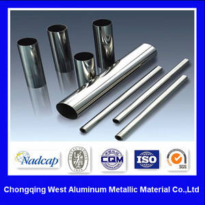 Wholesale Aluminum Pipes: 2000 Series 2024 2014  Aluminum Tube Alloy Price