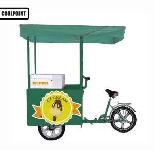 Wholesale solar: Solar Ice Cream Tricycle/Bike