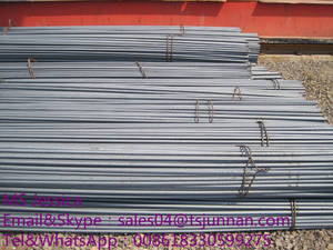 Wholesale iron rolls: Deformed Bar Deformed Steel Rod Hot Rolled Mild Iron Deformed Steel Bar