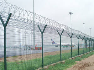 Wholesale airport fence: Airport Fence