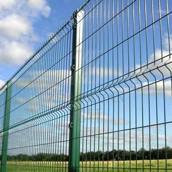 XLF-01/02 3D Curved Wire Mesh Fence