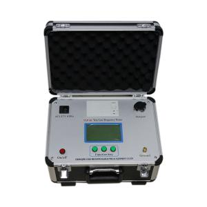 Wholesale power relay tester: VLF Series Very Low Frequency Hipot Test Equipment Cable Hipot Tester