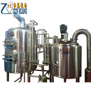 Wholesale wool board production equipment: 500L Homebrew Equipment/Homebrew Mash Tun