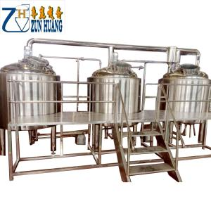 Wholesale brewery plant: Micro Brewery Plant for Factory Production of Beer