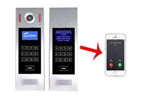 Wholesale control audio: Access Control of GSM Wireless Video/Audio Doorbell