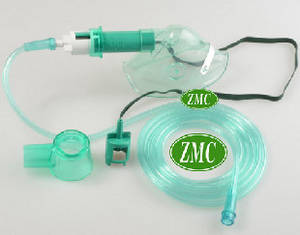 Wholesale nasal nebulizer: Oxygen Mask, Nebulizer Mask, Anesthetic Mask
