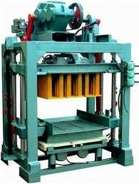 Wholesale concrete block machine: QTJ4-40 Concrete Block Machine