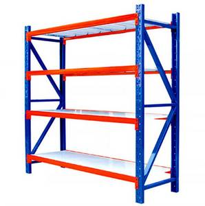 Wholesale trucks equipped with manual: Safe Storage Steel Q235 Longspan Shelving