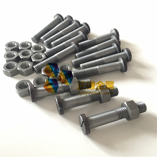 Sell Molybdenum Screws Fasteners