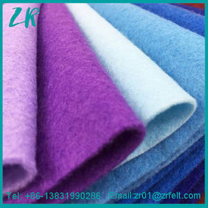Wholesale punch: Famous Brand  Needle Punched Polyester Felt