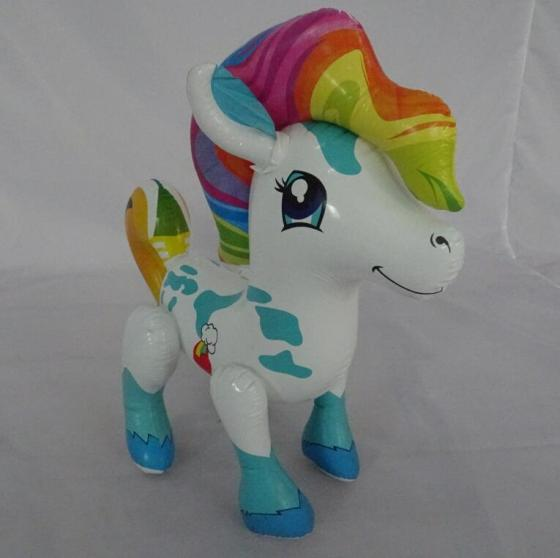 High-quality Hot-selling Good-looking Children's Inflatable Pony Toy