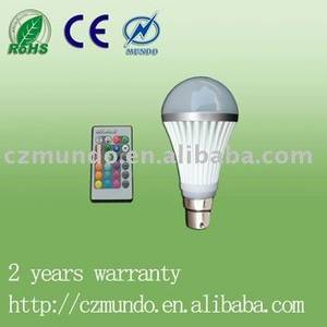 Wholesale led dimmable bulb: B22 Dimmable LED Bulb 5*1W