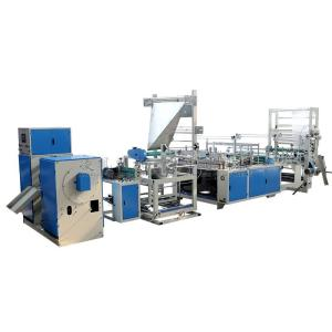Wholesale bottom roller bearing: Automatic Draw Tape Bag-on-rolling Making Machine with Coreless