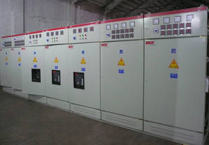 Wholesale capacitor reactor: Low Voltage Distribution Board Panel