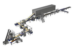 Wholesale bread production line: UIM Auto Bread Forming Production Line