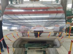 Wholesale solar applications products: China Products Specular Mirror Aluminum Silver Sheet Coil 1060 1050 for Reflector