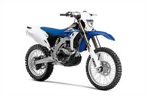 Wholesale speedometer cable: 2014 Yamaha WR450F Motorcycle/ New Team Yamaha Blue/White Just for You