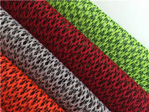 Wholesale shoe material: Air Layer Fabric Mesh Shoe Lining Material