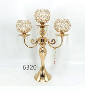 Wholesale candle box: Crystal Candle Holder