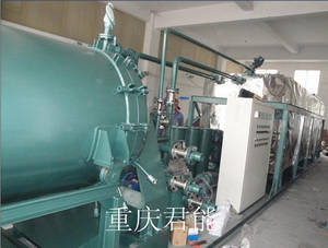 Wholesale waste oil: Black Oil and Waste Oil  Purification ZSC-1