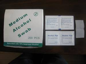 Wholesale Prep Pad & Swab: Alcohol Swab