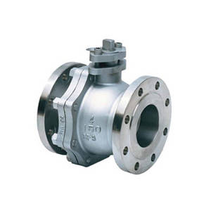 Wholesale jis 10k flange dimension: Flanged Stainless Steel Ball Valve