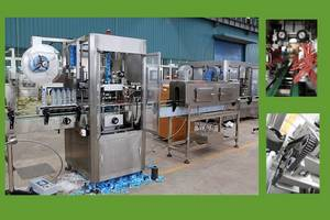 Wholesale Packaging Machinery: Labeling Machine