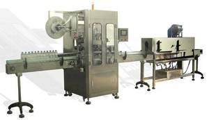 Wholesale sleeve labeling machine: Auto Sleeve Labeling Machine