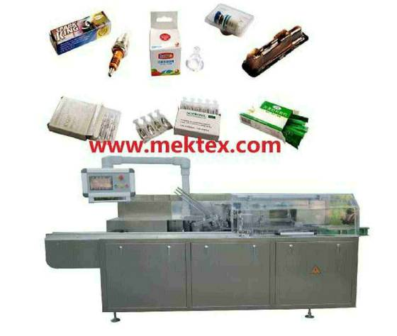 packing box: Sell Auto Soap Carton Boxing Packing Machine (MEK-2960)