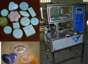 Wholesale automatic packing machine: Automatic Stretch Film Soap Packing Machine (MEK-950)